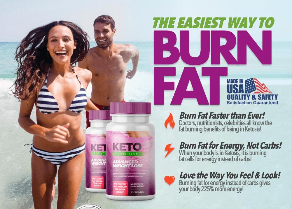 the easiet way to burn fat flyer