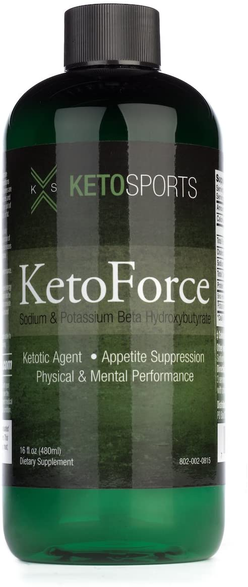 ketoforce bottle