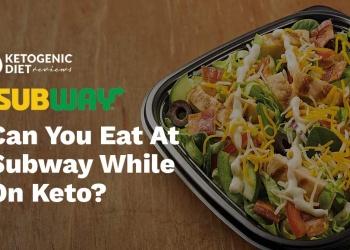 low carb keto subway diet