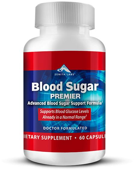 blood sugar premier bottle