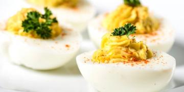 Keto Deviled Eggs | Ketogenic Diet Reviews